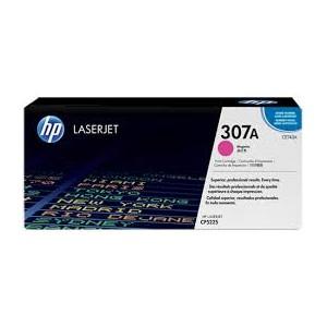 HP Toner CE743A ORIGINAL MAGENTA PARA LA IMPRESORA HP Color LaserJet CP5225 Toner