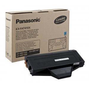 PANASONIC ORIGINAL KX-FAT410X PARA LA IMPRESORA Panasonic KX-MB1520 Toner