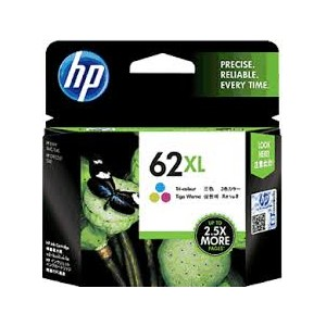 HP 62XL Color Original PARA LA IMPRESORA HP Officejet 5746 e-All-in-One Tinteiros