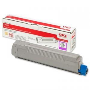 Toner OKI C8600 / C8800 Original Magenta PARA LA IMPRESORA OKI C8600 Toner