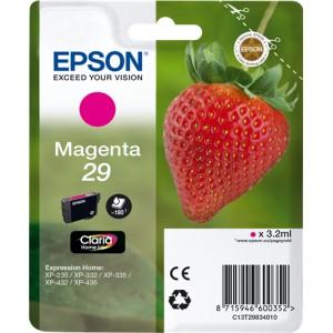 Epson 29 Magenta, Cartucho de tinta original  PERTENENCIENTE A LA REFERENCIA Epson 29 y 29XL Tinteiros