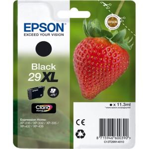 Epson 29XL Negro, Cartucho de tinta original PERTENENCIENTE A LA REFERENCIA Epson 29 y 29XL Tinteiros