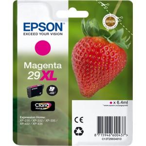 Epson 29XL Magenta, Cartucho de tinta original PERTENENCIENTE A LA REFERENCIA Epson 29 y 29XL Tinteiros