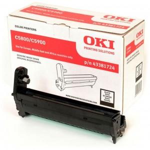 TAMBOR ORIGINAL OKI C5550 / 5800 PERTENENCIENTE A LA REFERENCIA OKI C5550 Toner