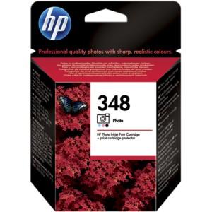 HP 348 TINTA PHOTO COLOR ORIGINAL  PERTENENCIENTE A LA REFERENCIA HP 348 Tinteiros