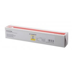 Cartucho de Toner OKI C510/C530 Amarillo original de 5.000 páginas. Referencia 44469722 PARA LA IMPRESORA OKI C530dn Toner