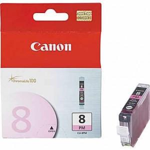 CANON CLI 8 FHOTO MAGENTA ORIGINAL PARA LA IMPRESORA Canon Pixma IP5200 Tinteiros