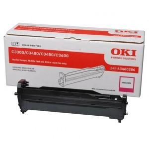 Toner NEGRO OKI C3300/C3400/C3450/C3530/C3600 ORIGINAL PARA LA IMPRESORA OKI C3300 Toner