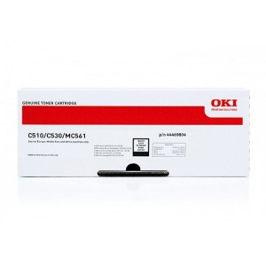 Toner NEGRO OKI C510 ORIGINAL  PARA LA IMPRESORA OKI C530dn Toner