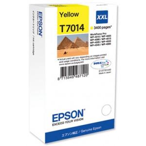 Epson T7014 Original PERTENENCIENTE A LA REFERENCIA Epson T7011/2/3/4 Tinteiros