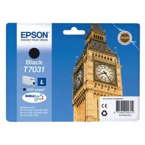 Epson T7031 Original PERTENENCIENTE A LA REFERENCIA Epson T7011/2/3/4 Tinteiros