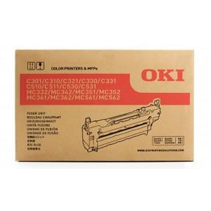 FUSOR OKI ORIGINAL C301/C310/C331/C510/C511 PARA LA IMPRESORA OKI C310dn Toner
