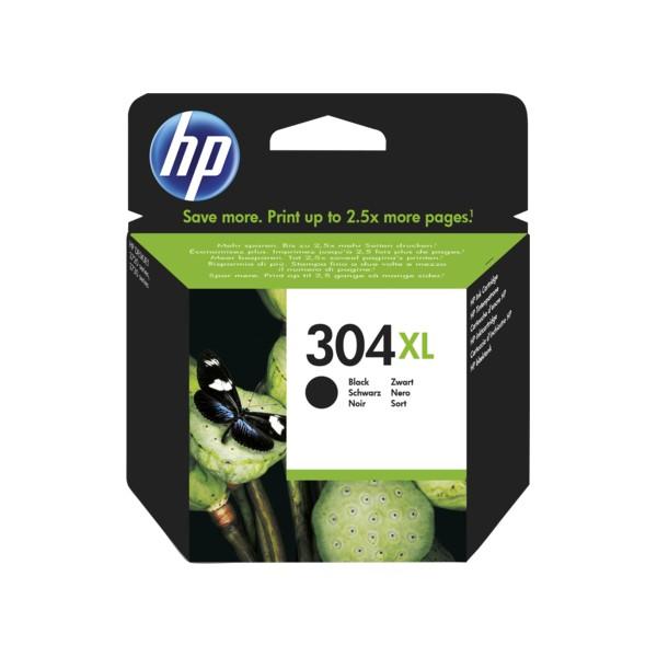 HP 304XL Tinteiro Preto Original