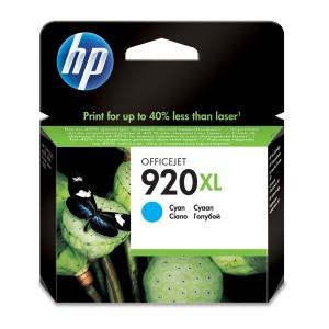 HP 920 XL CYAN (700pag.) PARA LA IMPRESORA Hp OfficeJet E710A Tinteiros