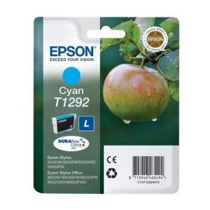 CARTUCHO ORIGINAL EPSON T1292 CYAN PARA LA IMPRESORA Epson WorkForce WF-7515 Tinteiros