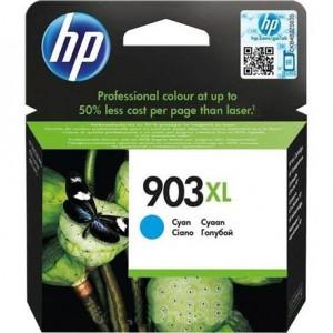 HP 903XL CYAN TINTA ORIGINAL PARA LA IMPRESORA HP OfficeJet Pro 6965 All-in-One Tinteiros