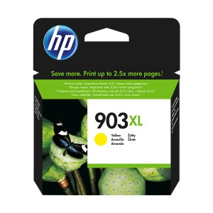 HP 903XL AMARILLO TINTA ORIGINAL PARA LA IMPRESORA HP OfficeJet Pro 6963 All-in-One Tinteiros
