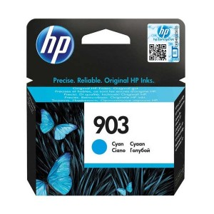 HP 903 CYAN TINTA ORIGINAL PARA LA IMPRESORA HP OfficeJet Pro 6963 All-in-One Tinteiros