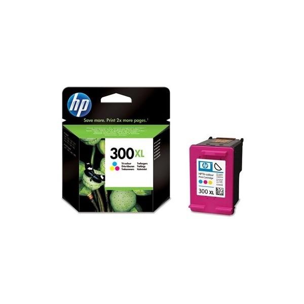HP 300XL TINTEIRO COR ORIGINAL