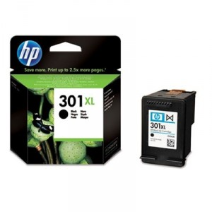 HP 301XL NEGRO CARTUCHO ORIGINAL PARA LA IMPRESORA HP Officejet 4631 Tinteiros