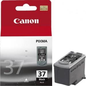 CARTUCHO CANON PGI-37 NEGRO PARA LA IMPRESORA Canon Pixma MP140 Tinteiros