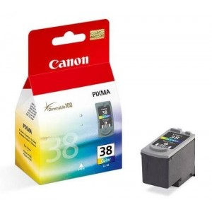 CARTUCHO CANON PGI-38 COLOR PARA LA IMPRESORA Canon Pixma MP140 Tinteiros