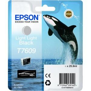 Cartucho de tinta original Epson T7608 Negro Mate PERTENENCIENTE A LA REFERENCIA Epson T7601/2/3/4/5/6/7/8/9 Tinteiros