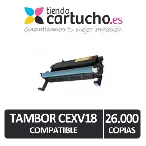Tambor Canon CEXV18 Compatible PARA LA IMPRESORA Canon IR 1022 I Toner