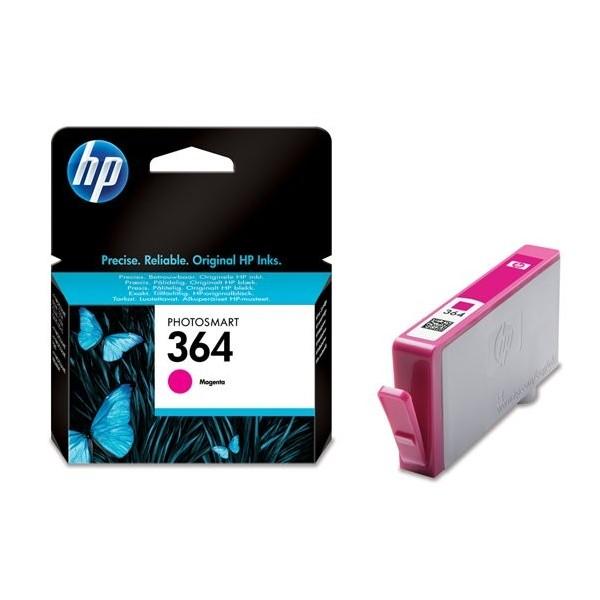 HP 364 TINTEIRO MAGENTA ORIGINAL
