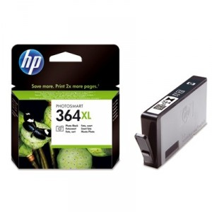 HP 364XL PHOTO NEGRO CARTUCHO ORIGINAL PARA LA IMPRESORA HP Photosmart D5463 Tinteiros