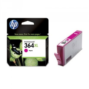 HP 364XL MAGENTA CARTUCHO ORIGINAL PARA LA IMPRESORA HP Photosmart Wireless All-in-One Tinteiros