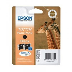 EPSON T0711H PARA LA IMPRESORA Epson Stylus Office BX 300 F Tinteiros