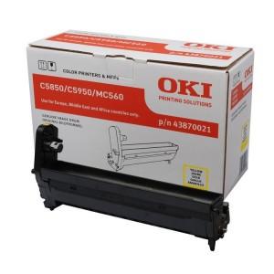 PERTENENCIENTE A LA REFERENCIA OKI C5850 C5950 Toner