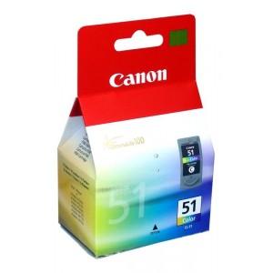 CANON CL-51 ORIGINAL - 21 ml PARA LA IMPRESORA Canon Fax JX 210P Tinteiros