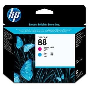 Cabezal HP 88 C9382A Nº88 Magenta y Cyan PARA LA IMPRESORA HP OfficeJet Pro K8600DN Tinteiros