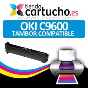 TAMBOR CYAN OKI COMPATIBLE C9600 PARA LA IMPRESORA OKI C9650 Toner
