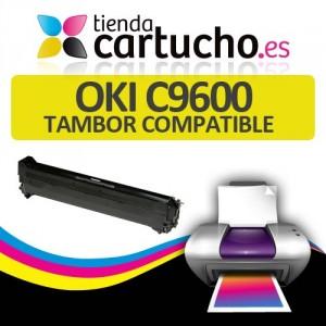 TAMBOR AMARILLO OKI COMPATIBLE C9600 PARA LA IMPRESORA OKI C9650 Toner