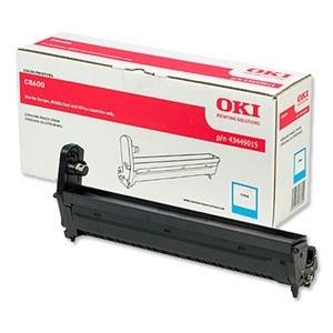 TAMBOR OKI ORIGINAL C8800 CYAN - 43449015 PARA LA IMPRESORA OKI C8600 Toner