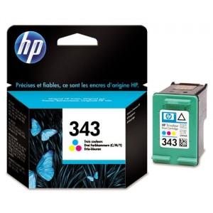 HP 343 ORIGINAL (330 pags) PARA LA IMPRESORA HP PSC 1510 Tinteiros