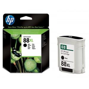 HP 88 NEGRO CARTUCHO ORIGINAL PARA LA IMPRESORA HP OfficeJet Pro K8600DN Tinteiros
