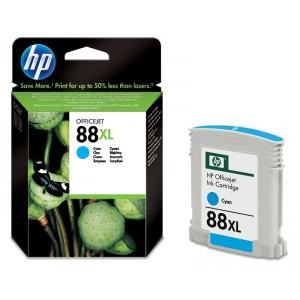 HP 88 CYAN CARTUCHO ORIGINAL PARA LA IMPRESORA HP OfficeJet Pro L7780 Tinteiros