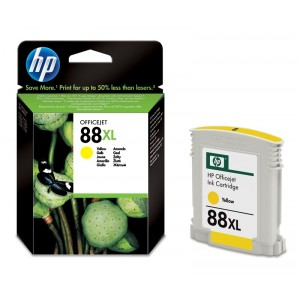 HP 88 AMARILLO CARTUCHO ORIGINAL PARA LA IMPRESORA HP OfficeJet Pro K8600DN Tinteiros