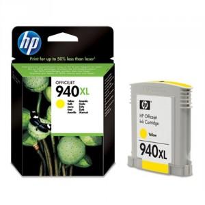 HP 940 XL AMARILLO (1.400 páginas) CARTUCHO ORIGINAL PERTENENCIENTE A LA REFERENCIA HP 940 / 940XL Tinteiros
