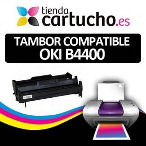 TAMBOR COMPATIBLE OKI B4400 PARA LA IMPRESORA OKI B4600 Toner