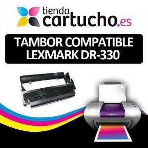 TAMBOR COMPATIBLE LEXMARK DR-330 E230/232/234/240/330/332/342/238 DELL 1710/1700 PARA LA IMPRESORA DELL 1700N Toner