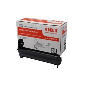TAMBOR ORIGINAL OKI C5850/5950 NEGRO PARA LA IMPRESORA OKI MC560 Toner