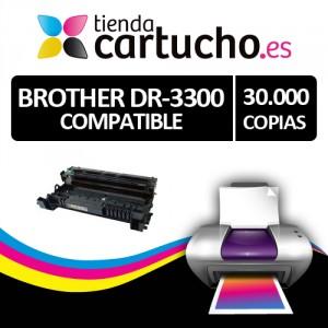 TAMBOR COMPATIBLE BROTHER DR3300 PERTENENCIENTE A LA REFERENCIA Brother DR-3350 Tambor