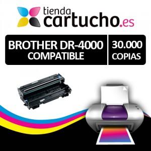 TAMBOR COMPATIBLE BROTHER DR-4000 PARA LA IMPRESORA Brother HL-6050 Toner