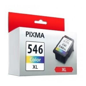 Cartucho ORIGINAL CANON PG 546XL Color PARA LA IMPRESORA Canon Pixma MG2550 All-in-One Tinteiros