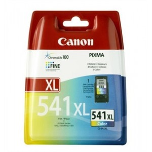 CANON CL541 XL ORIGINAL PARA LA IMPRESORA Canon Pixma MG3550 All-in-One Tinteiros